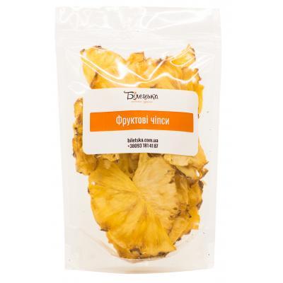 Висушений ананас