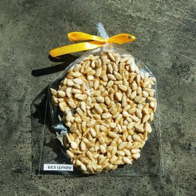Яблучний козинак з насіння соняшника